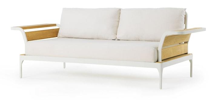 Meridien Sofa inkl. puder