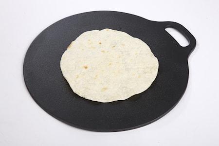 Pizzajärn Emaljerat Gjutjärn 38cm