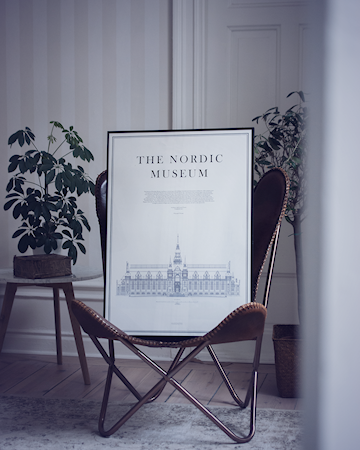 Nordiska Museet Poster