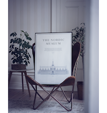 Nordisca museet plakat