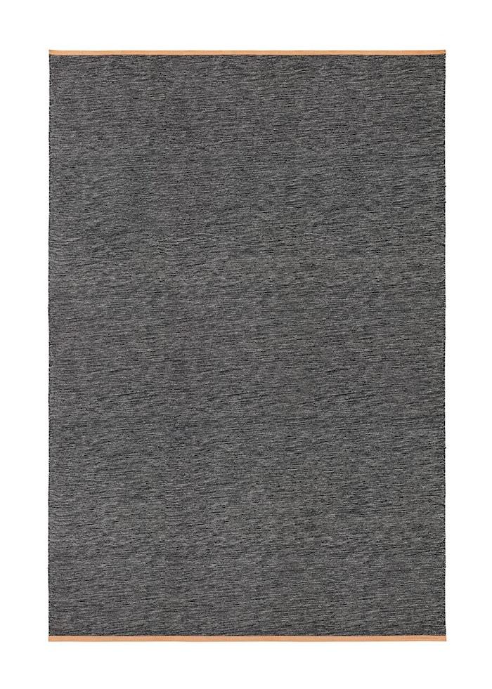 Bjørk Teppe Mørkegrå 200x300 cm