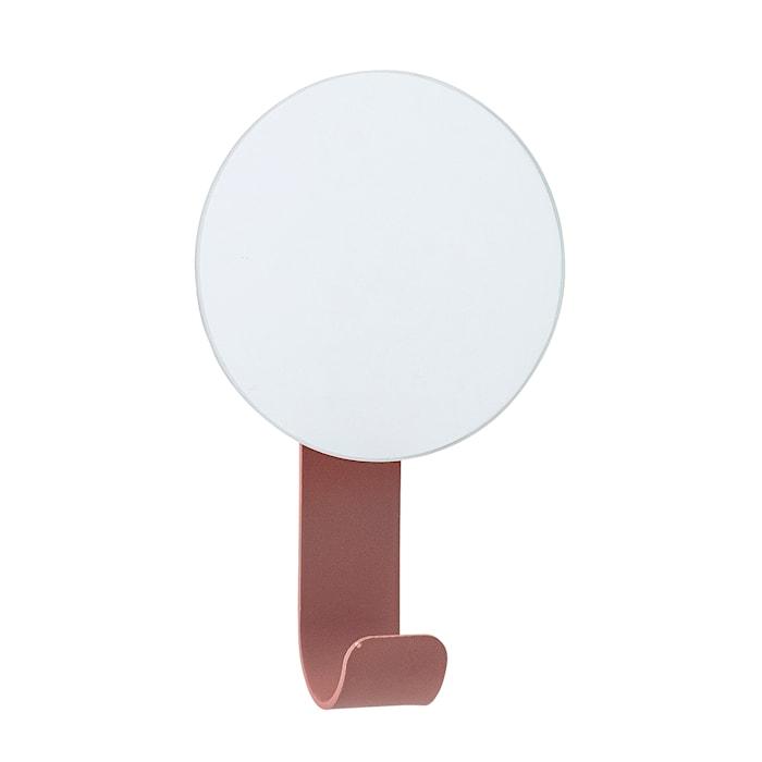 Spegel med krok 12x7cm