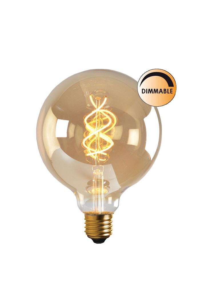 Valonlähde LED Soft Filament Himmennettävä Kulta 100 mm