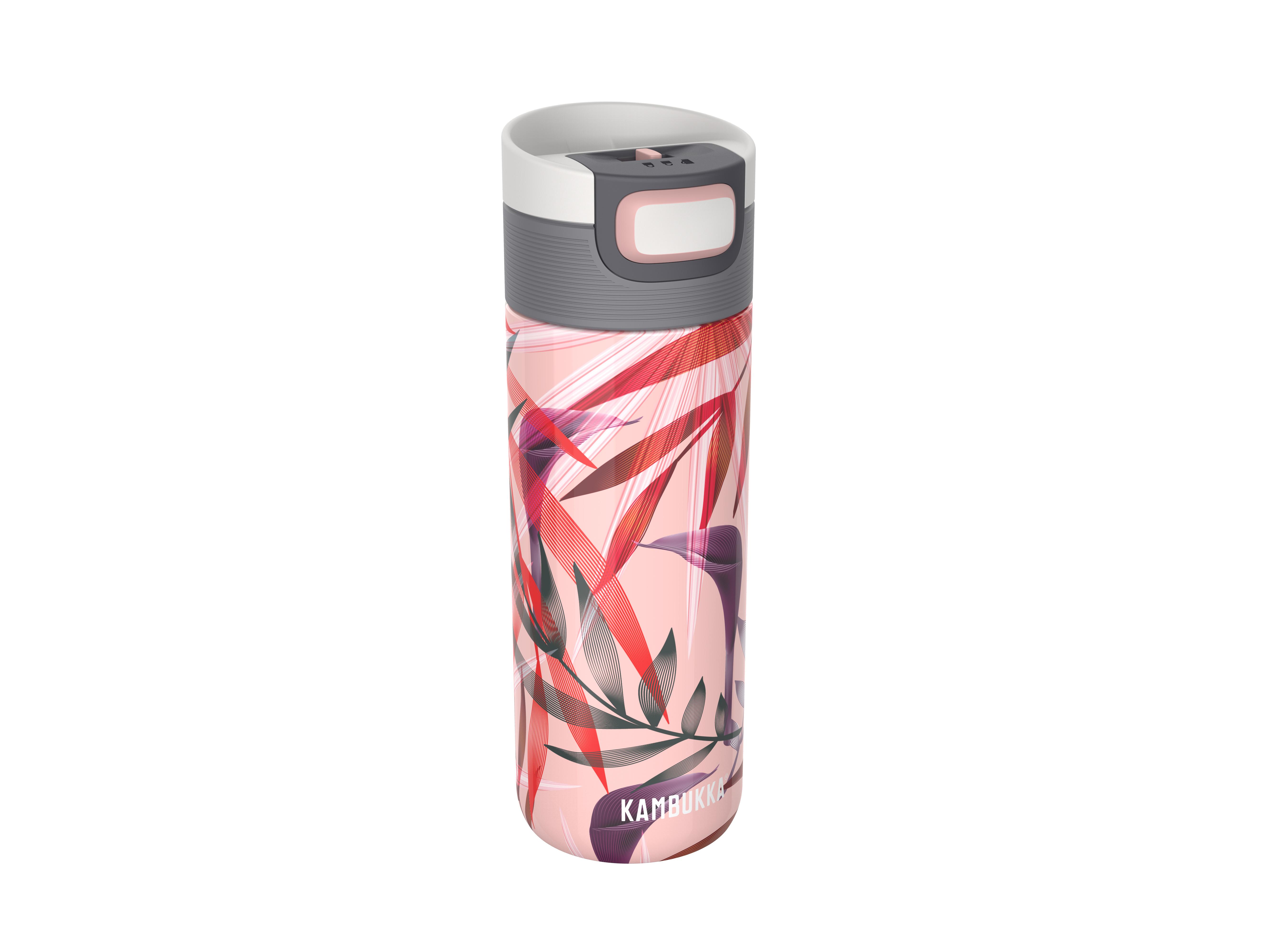 Termoflaske Etna 500ml Trumpet Flower Rustfrit stål