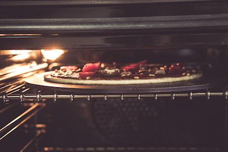Pizzastål 39 cm