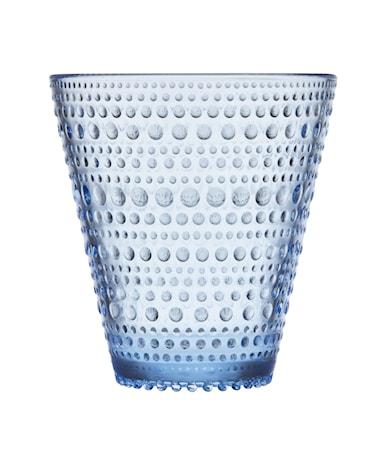 Kastehelmi glas 30 cl aqua 2-pack