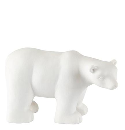 Isbjörn Keramik Vit 13x21x115 cm
