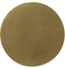 Fullmoon vegglampe Pale gold 25 cm