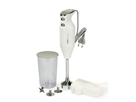 Stavblender Mono White/Chrome