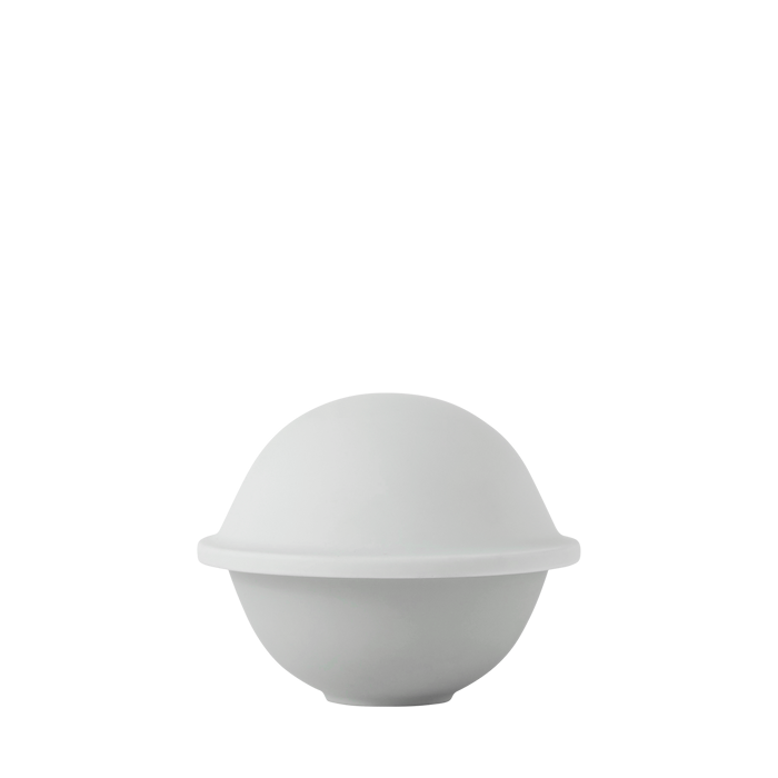 Chapeau Makeiskulho Posliini Valkoinen Ø16 cm