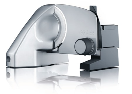 Vivo Twin Skæremaskine med Glat + Tandet Klinge, Rustfri Stål