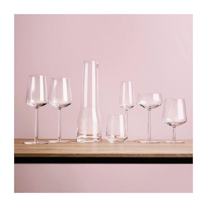 Flute da champagne confezione da 4 Essence 21 cl
