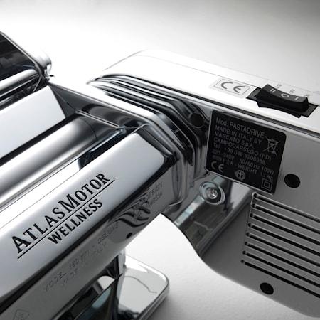 Pastamaskin Atlasmotor 220 V