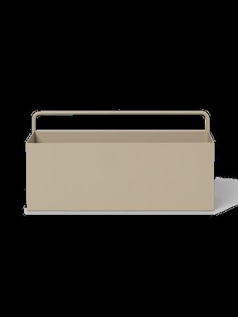 Wall Box Stor Rektangulär Cashmere