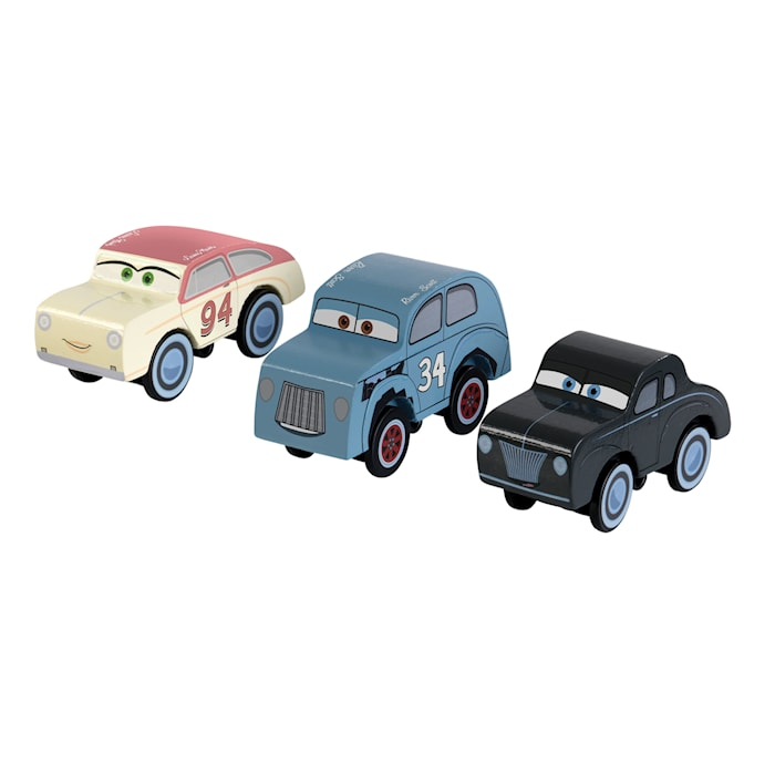 Disney® Pixar Autot 3 3-Pack-Legends