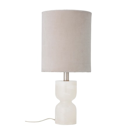 Bordslampa Nature Alabaster