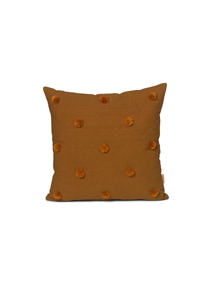 Dot Tufted Kudde Sugar Kelp Mustard