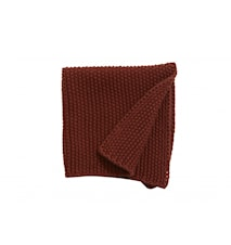 MERGA Disktrasa knit rusty red