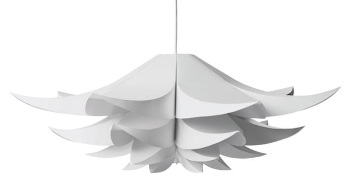 Norm 06 Lampa Vit Large