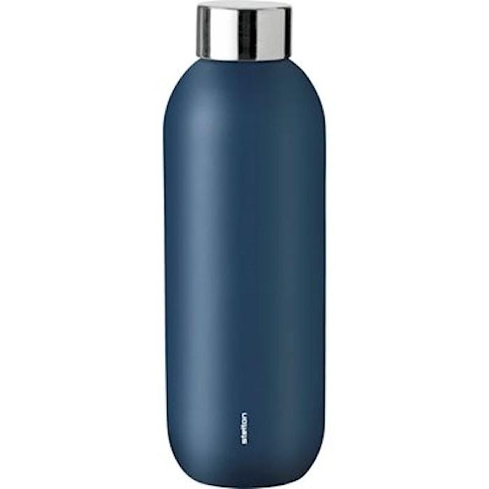 Stelton I:cons Keep Cool Drickflaska 0.6 L Dusty Blue