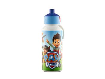 Drickflaska Pop-up PawPatr 400 ml