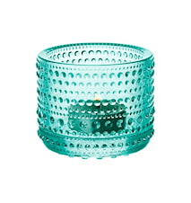 Kastehelmi Candle Holder 64 mm Water Green