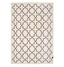 Mediterranean matta White/grey. 170x230