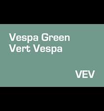 Signal SI301 Vegglampe 10x30 cm m. ledning + bryter - Vespa green