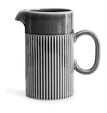 Kanne til kaffe, te mm. Grå