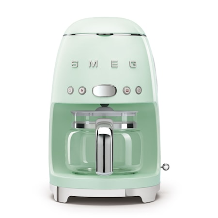 Retro Kaffebryggare Pastellgrön