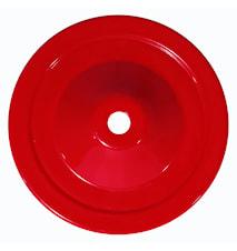 Ardle a well vägglampa – Röd