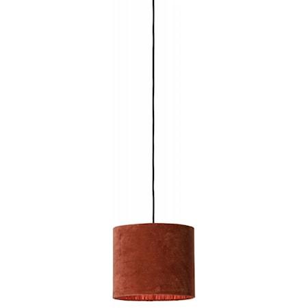 Sanna Lampskärm 28cm Rust