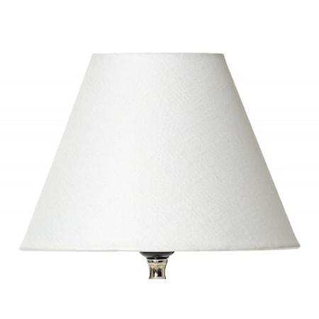 Basic cone 23 Hvit
