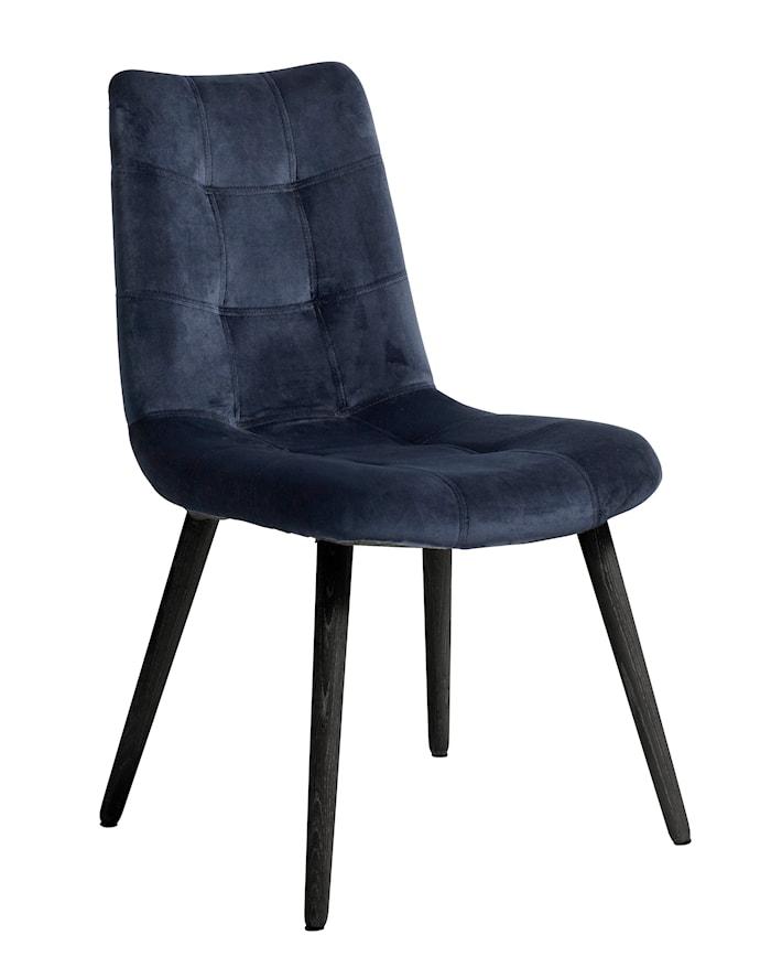 Dinner stol - Blå