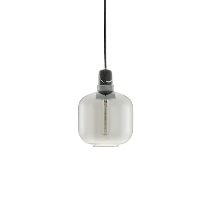 Amp Lampa Svart Small