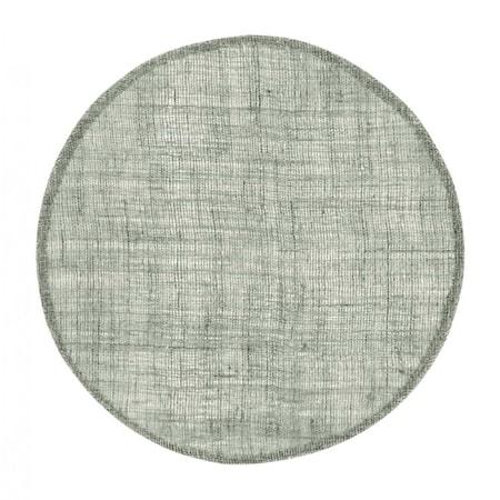 Bordstablett Linen Grå 38 cm