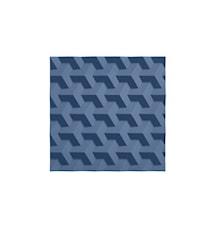 Origami Fold Grytunderlägg Denim