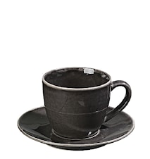 Coffee Cup Nordic Coal 15 cl