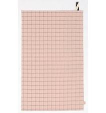 La cerise sur le gateau Kjøkkenhåndkle rosa