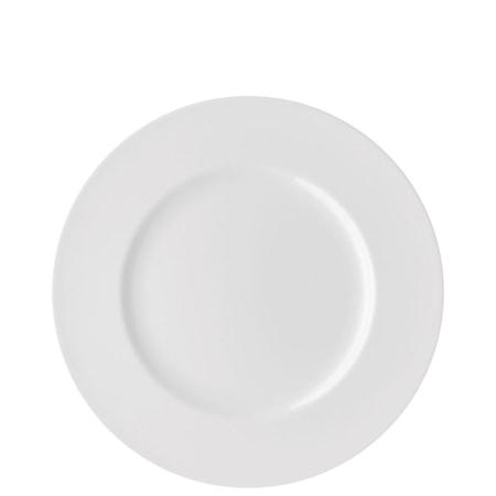 Jade Hvid Middagstallerken Ø 27 cm