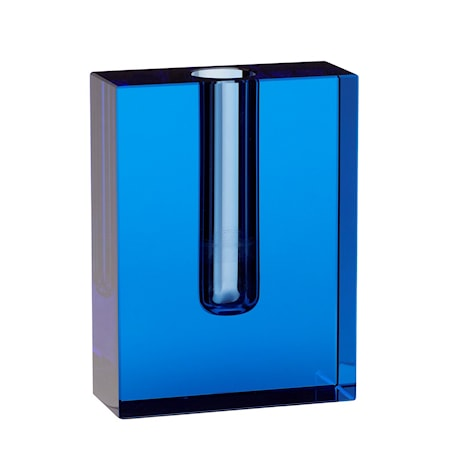 Vas Glas Blå