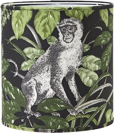 Celyn Lampeskjerm Monkey Green 20 cm