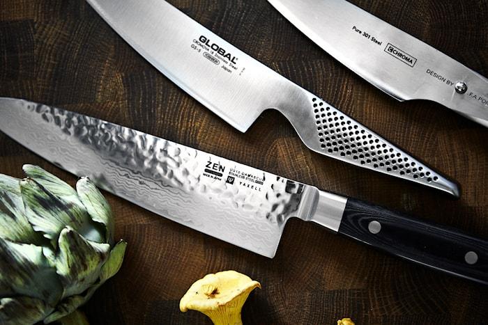 GS-5 Grönsakskniv 14cm