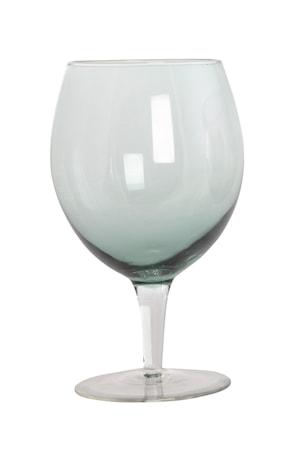 Vinglas Ball 17 cm Grön