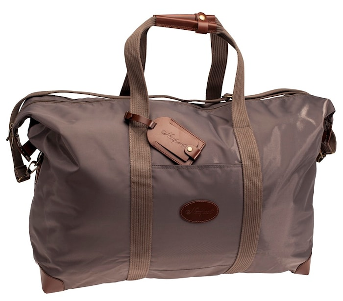 Pine valley weekend bag - grey