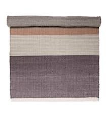 Teppe Stripete Blå 120x60 cm