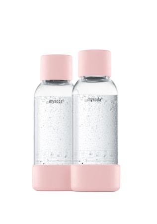 0,5L Flaska 2-pack Pink