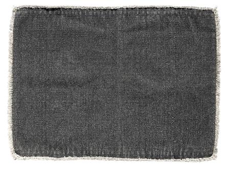Dækkeserviet Stenvasket 33x48 cm - Grå