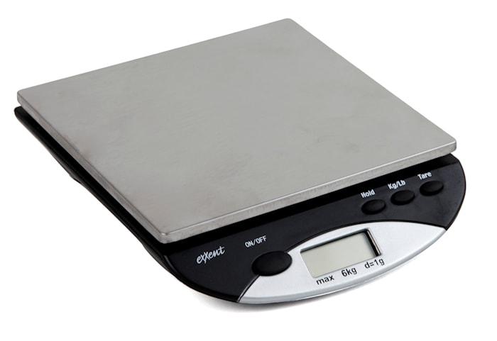 Digitaalinen Keittiövaaka 6 kg/1 g