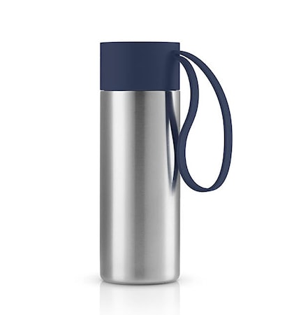 To Go Mugg Navy Blue